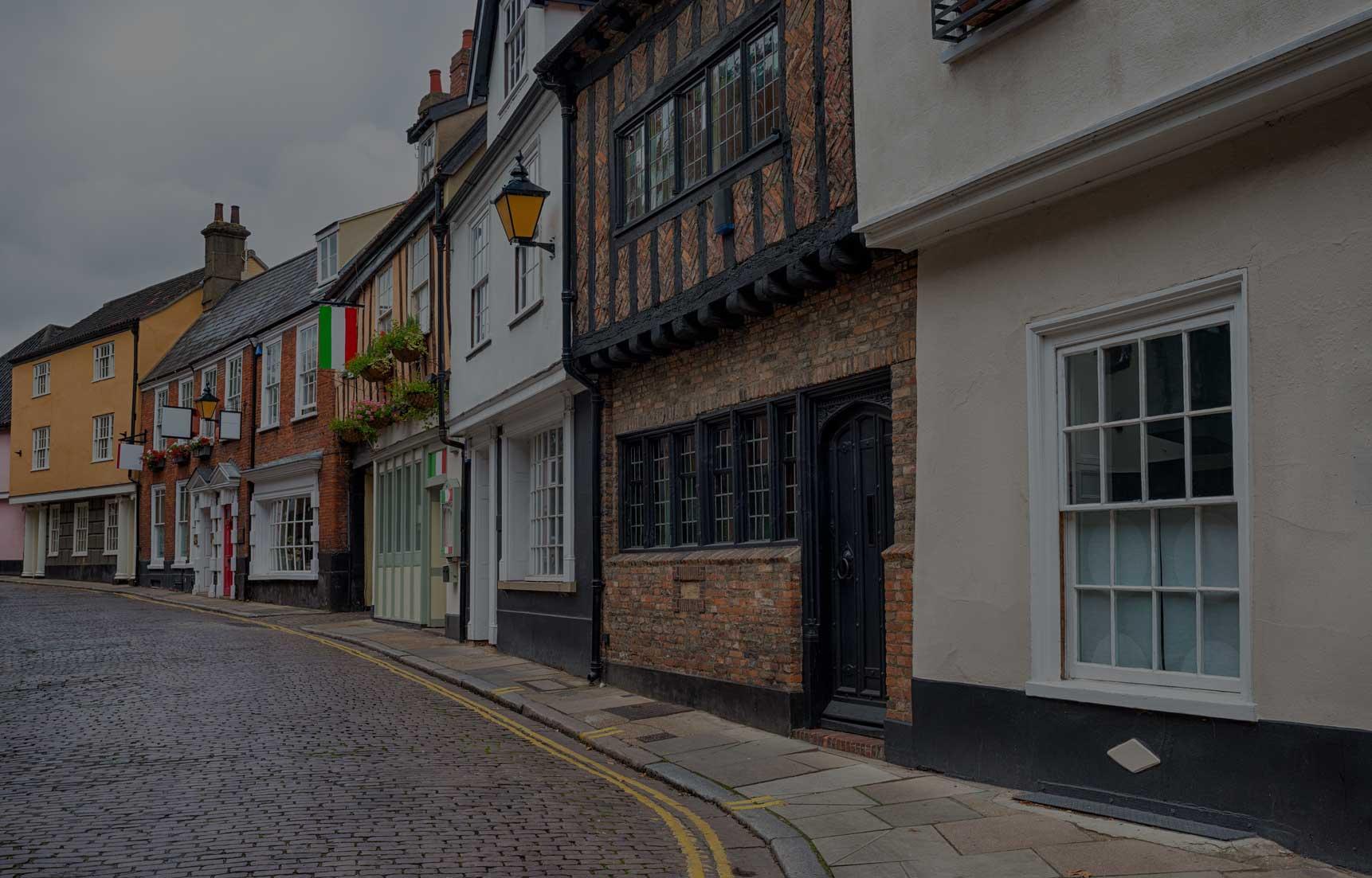 Norwich Student Accommodation - Timberhill, Norwich